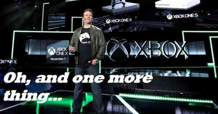 Phil Spencer Xbox E3