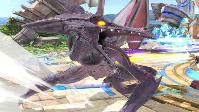 Ridley in Smash Bros. Ultimate