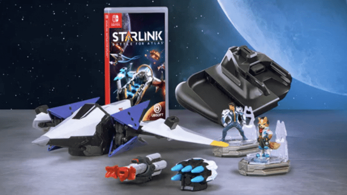 Starlink: Battle for Atlas Star Fox