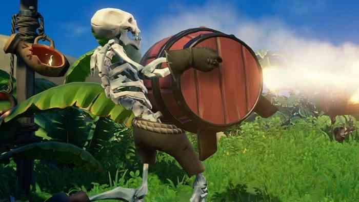 Gunpowder Skeletons
