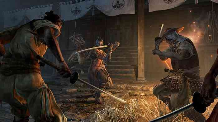 Sekiro Shadows Die Twice File Size Is Tiny Day One Patch File Size Also Revealed