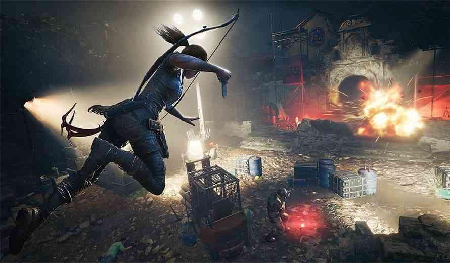Shadow of the Tomb Raider Definitive Edition Launches in November