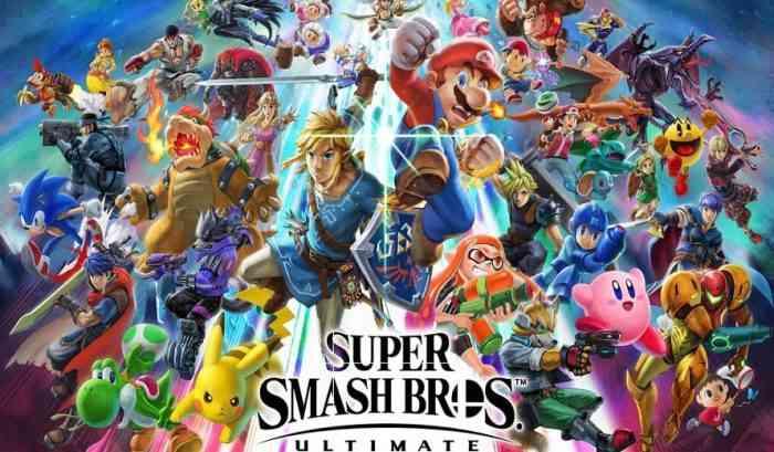 Super Smash Bros Ultimate feature
