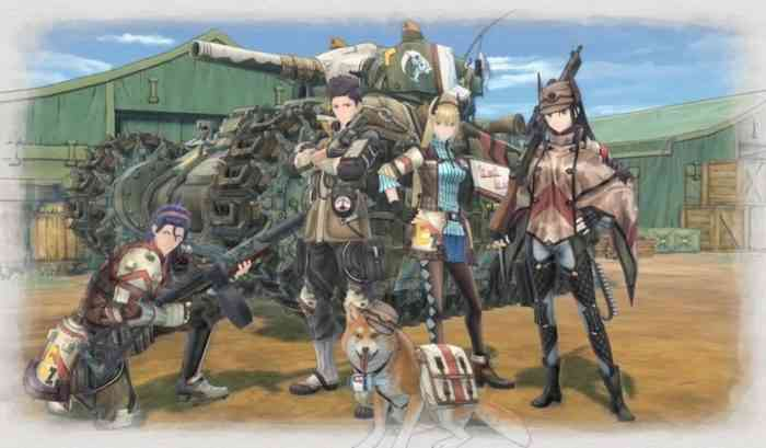 Valkyria Chronicles 4 - Featured-min