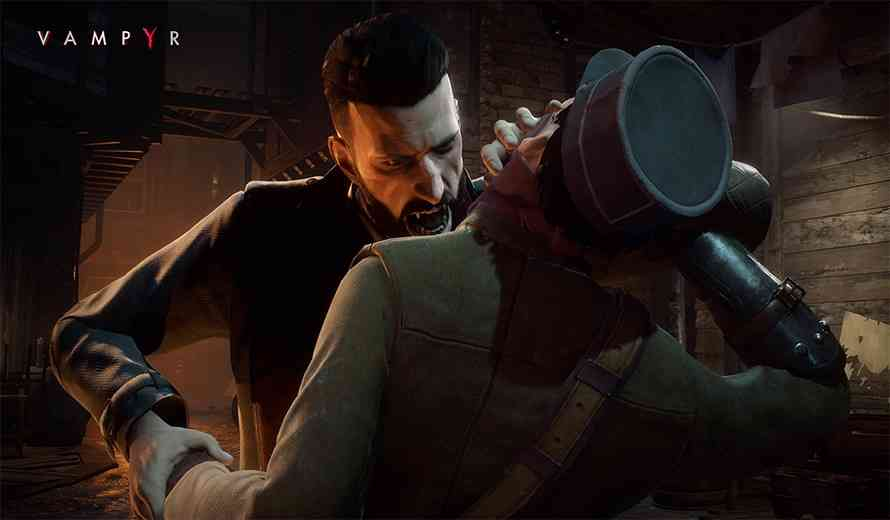 Vampyr Reaches More Than 1 Million Copies Sold