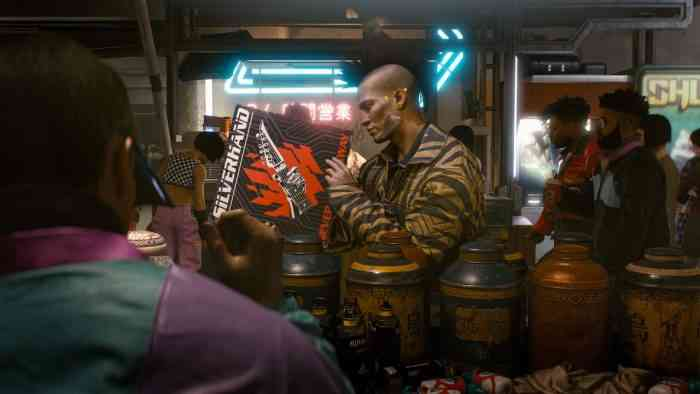 CDPR Says First-Person Focus Is the Right Choice for Cyberpunk 2077