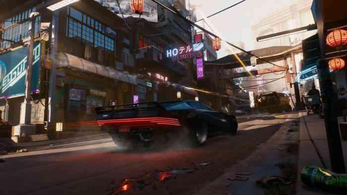 cyberpunk 2077 hero