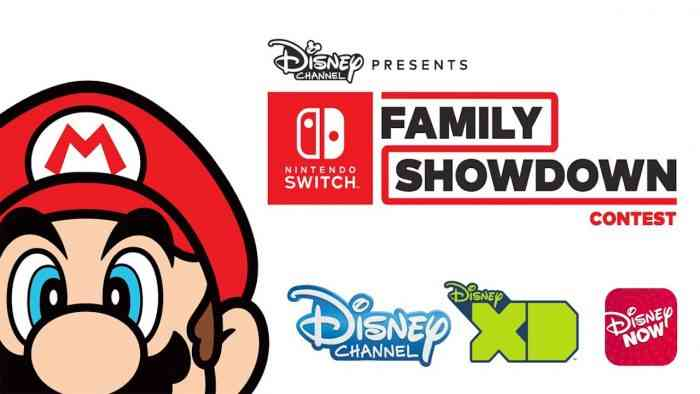 Nintendo Switch Family Showdown
