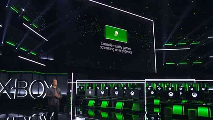 Xbox E3 Streaming Mobile