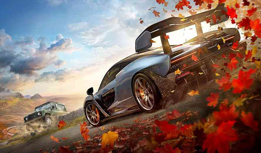 Forza Horizon 4 Zooms past a Crazy Milestone at Top Speed Reaching 7 Million Players Already