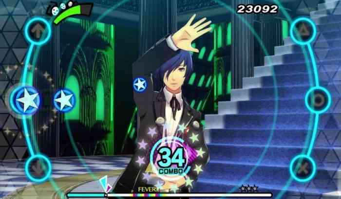 Persona 3: Dancing in Moonlight feature