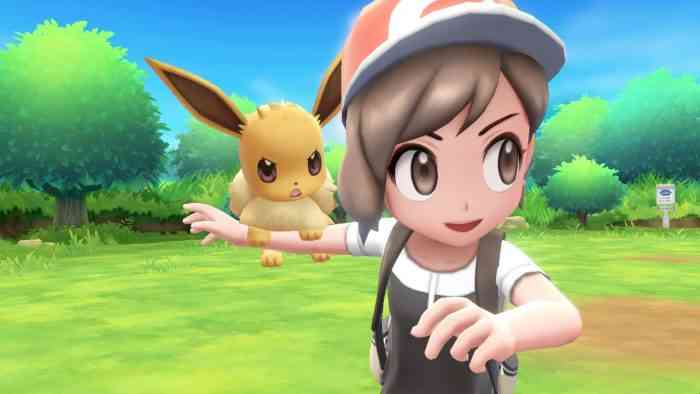 Eurogamer: Pokemon Let's Go Pikachu And Eevee Will Have Mandatory Motion/Gyro Controls