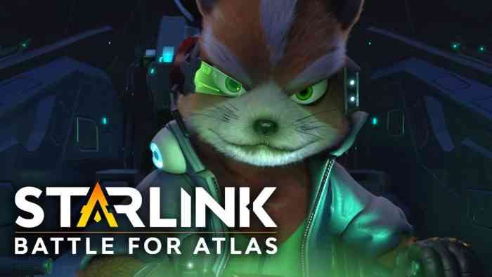 Starlink Fox McCloud