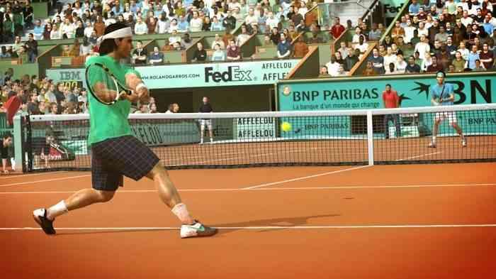 Tennis World Tour Review