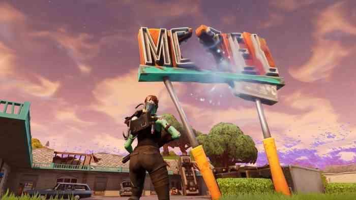 Fortnite Motel Rift