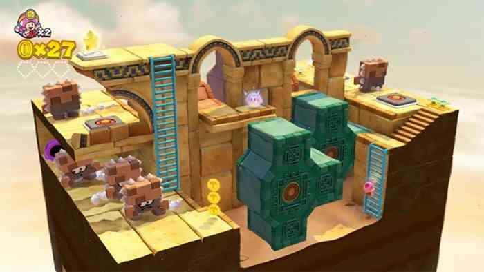 Captain Toad Treasure Tracker - Nintendo Switch - Article 2-min