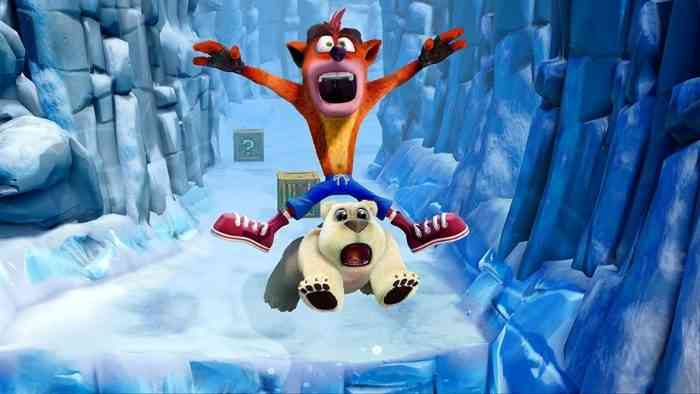 Crash Bandicoot N Sane Trilogy - Nintendo Switch - Article-min