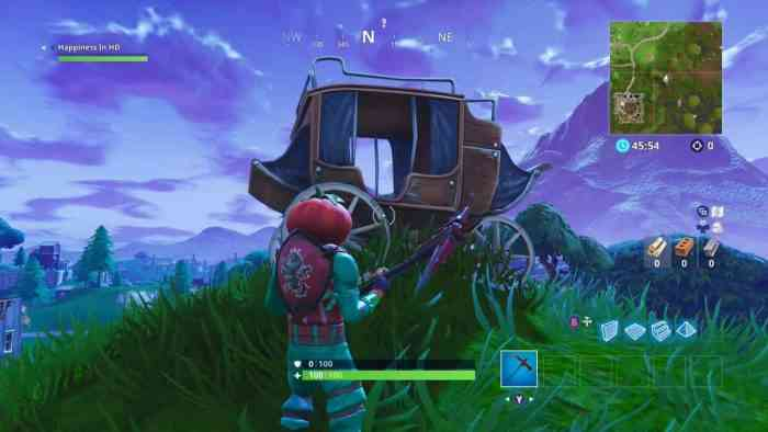 Fortnite Stagecoach