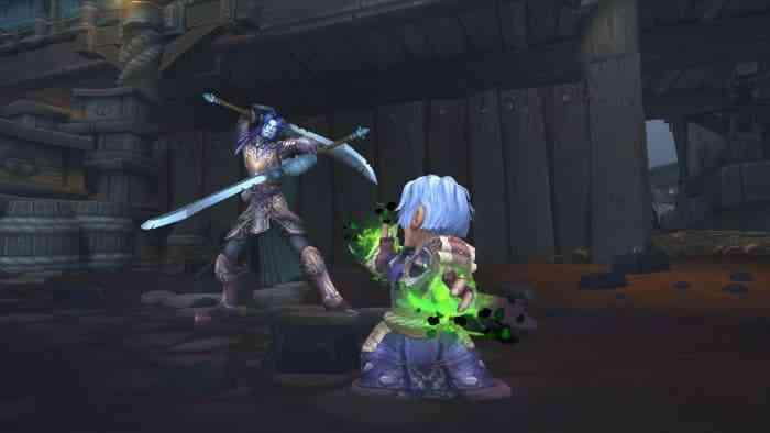 World of Warcraft Dueler's Guild