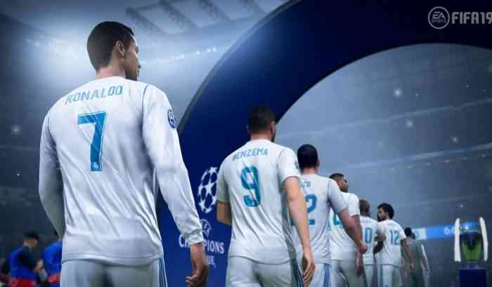 FIFA 19 featured