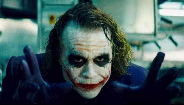 The Dark Knight Joker Batman