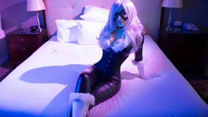 Katyuska MoonFox - Cosplay