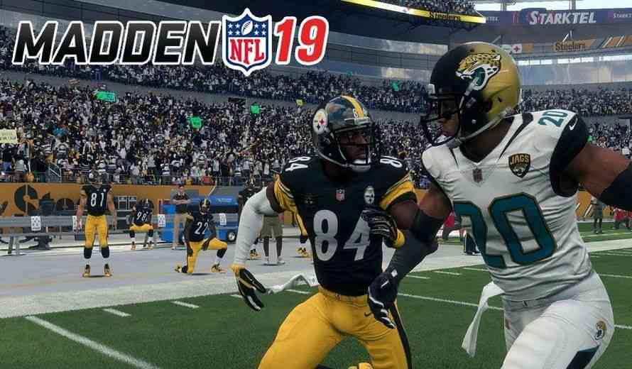 Toggle Switch Cover >> NFL's Best Receiver 'Antonio Brown' Announced as Madden NFL 19 Cover Athlete