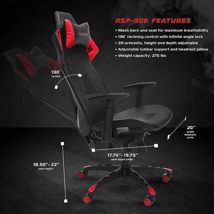 Respawn 300 Gaming Chair Review The Only Chair You Ll