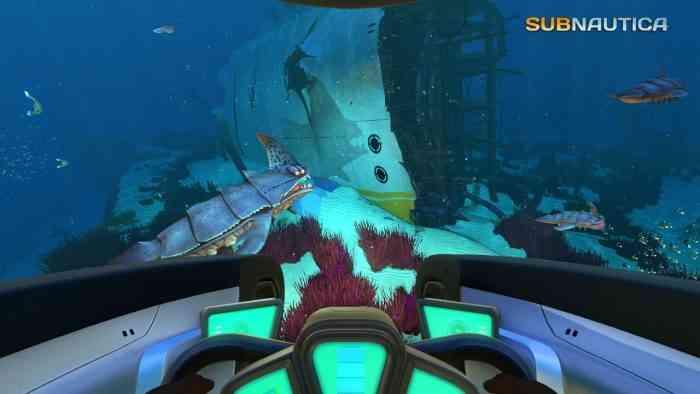 Subnautica PS4 subnautica dev