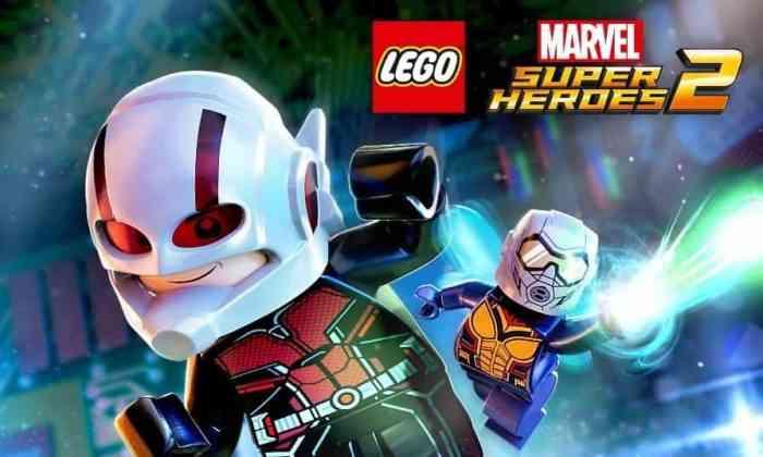 Ant-Man Lego Marvel