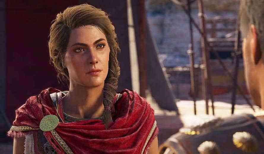 More Players Chose Alexios Over Kassandra In Assassin S Creed