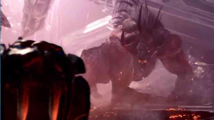 Monster Hunter Behemoth