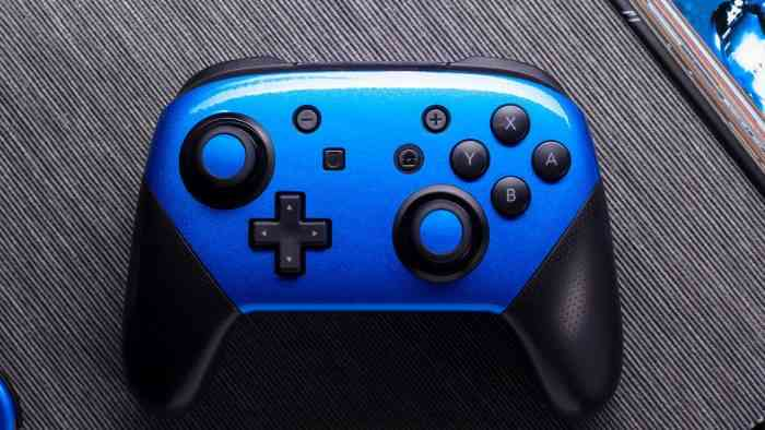 Customize Your Switch Pro Controller With These Hella Nice Skins