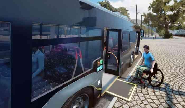 bus simulator 18 feature