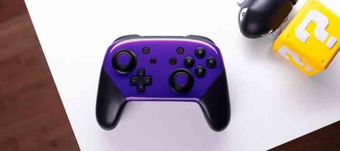 dbrand Nintendo Switch Pro Controller skins