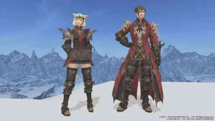 Final Fantasy XIV's Monster Hunter World Content Arrives on August 7