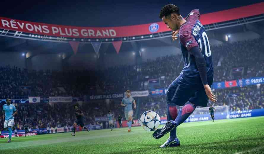 Leaked FIFA 19 Gameplay Shows A Whole Lot Of Soccer