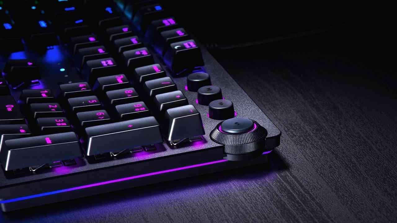 Huntsman Keyboard