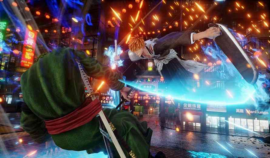 Jump Force Collector's Edition, Season Pass And Closed
