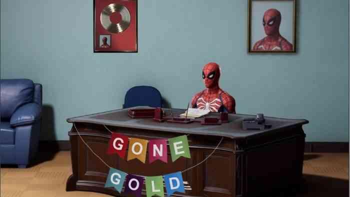 Spider-Man Familiar Image