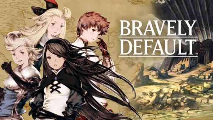 Another Bravely Default Game