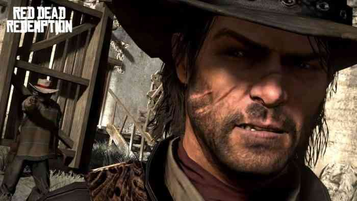 Characters with Beards - John Marston - Red Dead Redemption-min