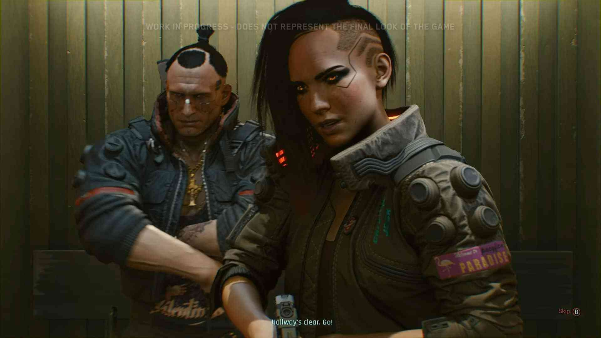 Cyberpunk 2077 Inspired by Vampire: The Masquerade and Deus Ex