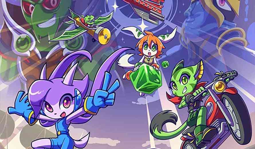 Freedom Planet Demo Out on Switch