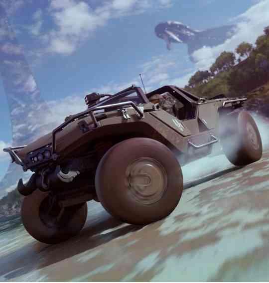 Halo Forza Horizon 4