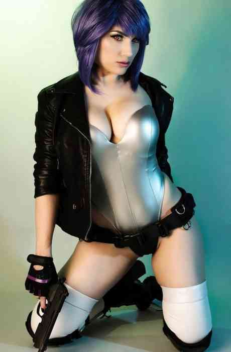 Jennifer Van Damsel Cosplay Is Beauty Straight out of a