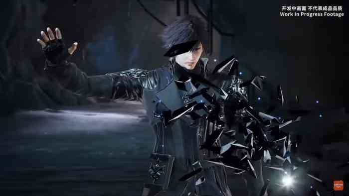 China Event Showcases Lost Soul Aside, Hardcore Mecha, and