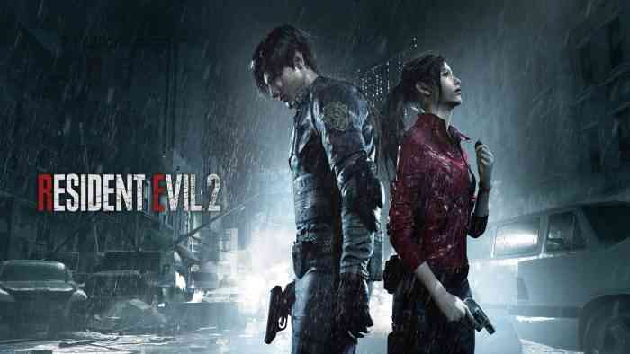 Resident Evil 2 Pc Mod Brings Back Classic Inventory Ui Logo And