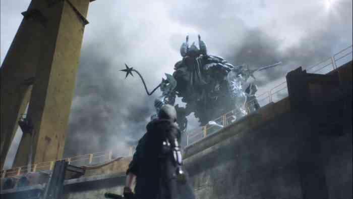Devil May Cry 5 Gamescom Demo