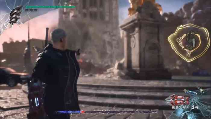 Devil May Cry 5 Gamescom Demo